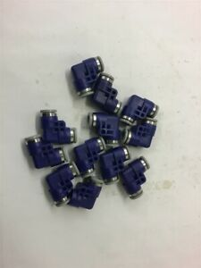 Romer 10 Mm 90 Elbow Fitting Lot Of 12