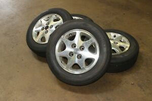Nissan 240sx 15x6 4lug Wheels Jdm S13 Sr20 15 Rims And Tires