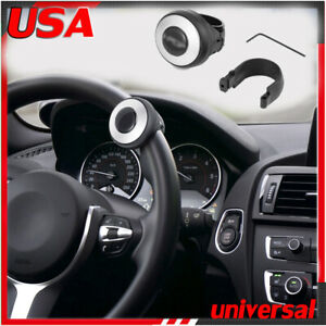 Auto Car Power Steering Wheel Suicide Auxiliary Knob Booster Spinner Handle Wh