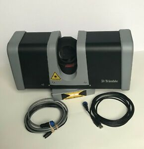 Trimble Fx Laser Scanner Survey Equipment