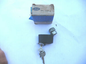 1950 1951 1952 1953 1954 1956 1957 1958 1959 1960 Ford Pickup Spare Tire Lock
