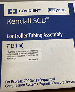 Kendall Covidien 9528 Tubing Hoses For Express 700 Scd Controller New Set