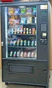 Ams 39 Vcf Canned bottled Combination Snack soda Vending Machine