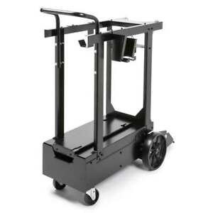 Lincoln Electric K3949 1 Cart For The Aspect 375 Tig Welder