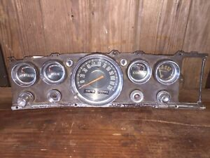 1963 Chrysler 300 Instrument Gages