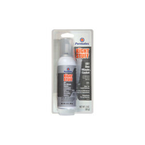 Permatex 25238 The Right Stuff Grey 1 Minute Gasket