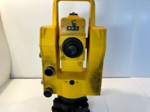 Spectra physics Laserplane Constructor 5 Total Station Surveying