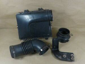 86 93 Mustang Mass Air Factory Stock Airbox And Hoses With Bracket