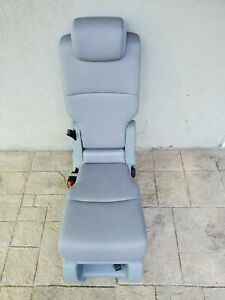 2018 2019 2020 Honda Odyssey Ex 2nd Row Middle Jump Seat Cloth Light Grey