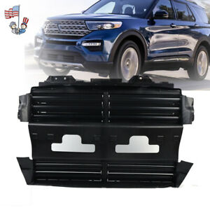 Grille For Ford Explorer 2013 2019 Radiator Grille Air Shutter Control Assembly