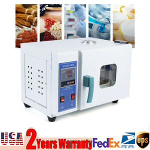 16l Digital Constant temp Incubator Electric Drying Oven For Microbial Fermented