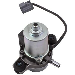 Electric Vacuum Pump Power Brake Booster Auxiliary Pump Assembly 178 0884 12v