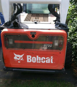 S750 Bobcat Skid Steer Loaders