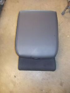 Nos Oem 2009 11 Dodge Ram Crew Cab Black Center Console Jump Seat take Off