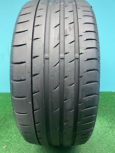 1 Great Used Continental Contisportcontact 3 245 35zr19 245 35 19 2453519 75