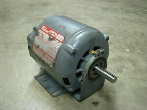 Dayton Electric Fan Blower Motor 1 3 Hp 1725 Rpm 115 Volt 1 phase 5k261b