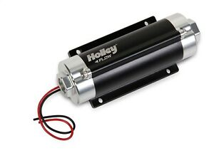 Holley Performance 12 890 Hp In Line Billet Fuel Pump With Race Gas Diesel