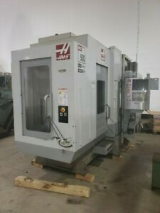 Used Haas Mdc 500 Cnc Vertical Machining Mill Drill Center Dual Pallet Changer