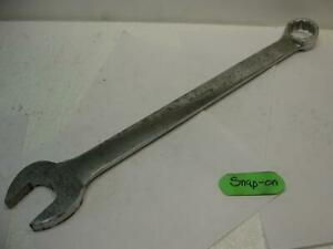 Snap on Tools 1 5 16 Sae 12 Point Combination Wrench Oex42