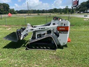 Bobcat Mt85 Ride On Skid Steer Loader