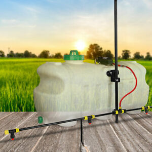 Boom Sprayer Attaches To Tank Weed De icing Fertlizer Farm Home Garden Many Uses