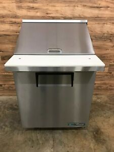 2018 True Tssu 27 12m c hc 27 Mega Top Sandwich Prep Table 1 section 115 V