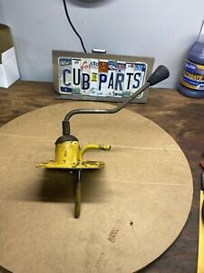 Cub Lo Boy 154 Shifter Assembly With Oil Tube International 154 184 185