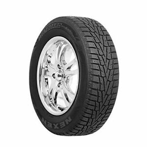 2 New Nexen Winguard Winspike Studable Winter Snow Tires 245 65r17 107t