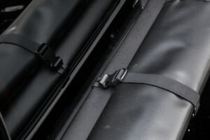 Leer Tonneau Cover Clamp On Low Profile Made Of Vinyl In Black 29010349