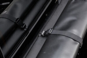 Leer Tonneau Cover Clamp On Low Profile Made Of Vinyl In Black 29040189