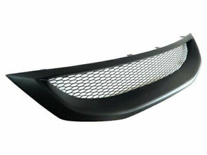 Front Bumper Sport Mesh Grill Grille Fits Honda Accord 11 12 2011 2012 Coupe