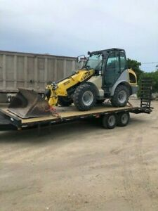 Wheel Loaders For Sale And Trailer