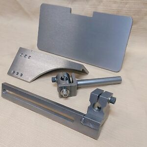 D d Work tool Rest For Grizzly G1015 2 X 72 Knife Belt Grinder 14 Table