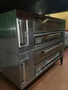 Commercial Gas Marisol Pizza Oven 660