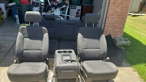 100 Deposit 14 18 Gm Truck Crew Pwr Buckets Rear Bench Seats 5 Days Pickup