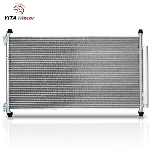 Yitamotor For 2012 2015 Honda Civic 2013 2018 Acura Ilx A C Condenser