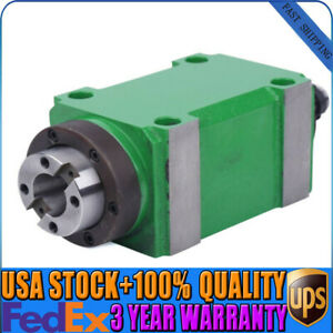 2hp Spindle Unit Power Head 6000rpm 5bearing Cnc Engraving Milling Drilling Head