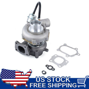 8972089663 Gt25 Car Turbo Charger Replacement For Isuzu With Gaskets