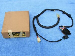 Nos Power Bucket Seat Harness 1961 1962 1963 1964 Olds Pontiac Buick Chevy Gm