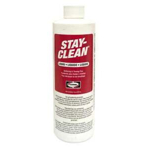 Harris Sclf16 Stay clean Soldering Tinning Flux 16 Oz Ground Shipping Only