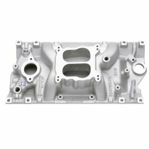Performer Intake Manifold For Small block Chevy W vortec Heads