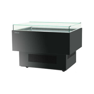 Turbo Air Tos 40pn w b 40 Refrigerated Deli Display Case