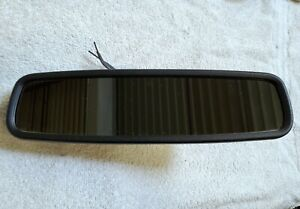 2011 2018 Ford Edge Automatic Auto Dimming Rear View Mirror Oem