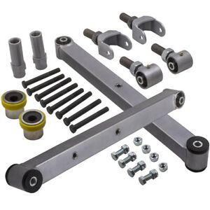 Adjustale Control Trailing Arms Kit For Gm A Body For Chevelle Cutlass 1967 1972