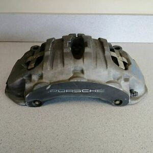 2011 Porsche Cayenne Fits 11 18 Left Front Brake Caliper