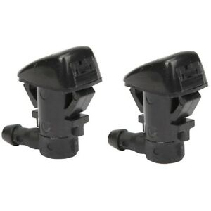 10x2pcs Windshield Washer Nozzle Spray Jet Kit For Jeep Grand Cherokee 2011 2014