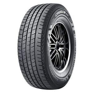 2 New Kumho Crugen Ht51 All Season Tires 265 75r16 114t