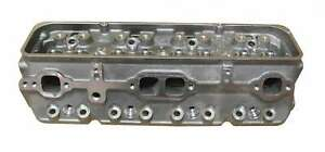 Dart 10024360 Iron Eagle Cylinder Head 165 Cc Intake Fits Small Block Chevy