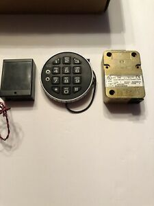 Lagard 3040 Db Deadbolt Electronic Safe Lock Kit Parts Only