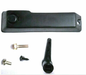 Tailgate Handle Cover Lock Kit Suzuki Samurai Sierra Drover Gypsy Sj410 Sj413